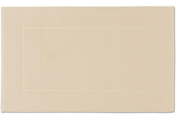 badteppich beige ivory einfarbig m ve verschiedene gr en. Black Bedroom Furniture Sets. Home Design Ideas